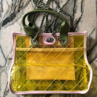 BNIB Women Jelly Bag