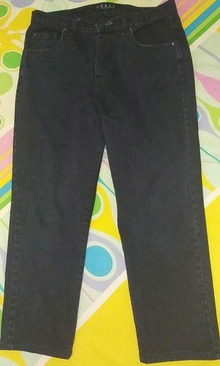 Celana jeans black
