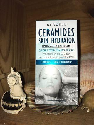 Neocell ceramides skin hydrator capsules
