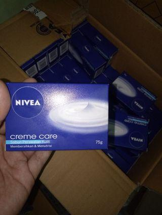 Nivea Creme Care Soap, beli 3 10K saja