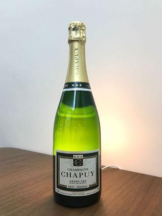 神之水滴推介-Chapuy Brut Reserve Champagne 香檳