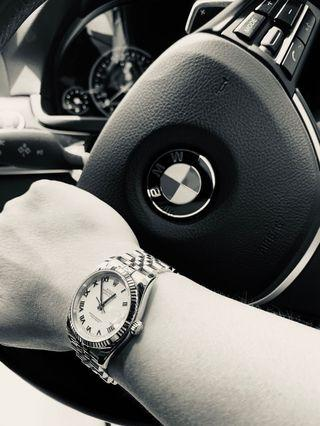 Rolex Datejust Steel White - 116234
