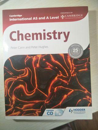 Chemistry textbook( totally new)