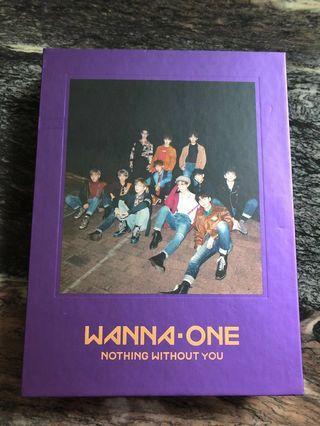 Wanna One 1-1=0 Nothing Without You (Version Wanna)