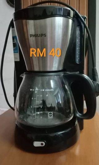 COFFEE MAKER PHILIPS SECONDHAND
