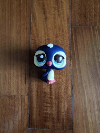LPS #2495 Blue Penguin Littlest Pet Shop