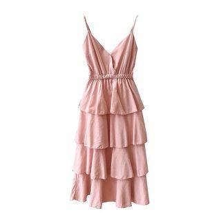 🚚 layers dress