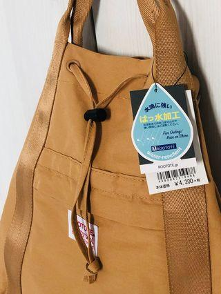 BNWT: Original Rootote casual backpack from Japan!!