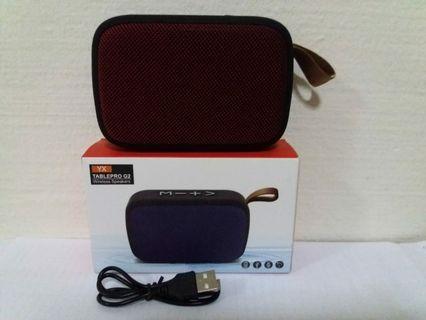 YX Portable wireless Bluetooth Speaker
