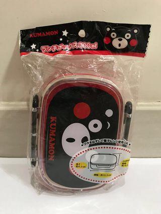 Kumamon 熊本熊食物盒