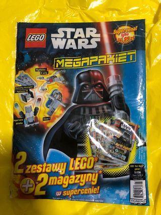 LEGO Star Wars magazine (polish)