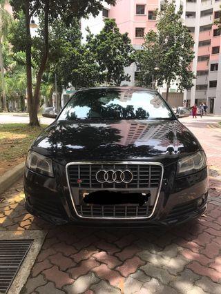 Audi A3 hatchback 1.8A
