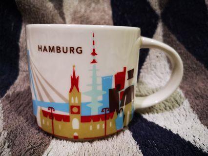 Starbucks Mug hamburg