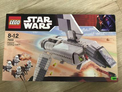 Lego Star Wars 7659 Imperial Lansing Craft