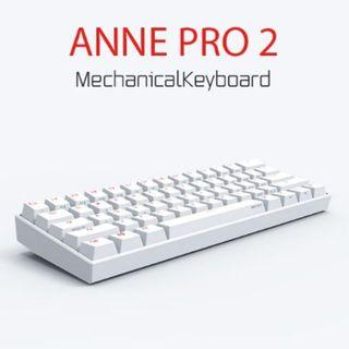 Anne Pro 2 wireless 60% mechanical keyboard