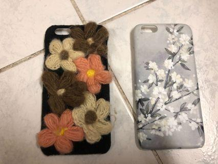 iPhone 6 case (S$5 for two)