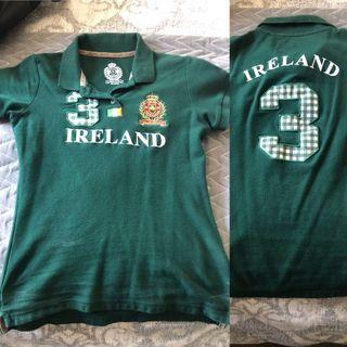 Ireland short sleeve shirt