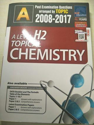 Past Examination Questions for chemistry