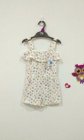 🆕3Y Mothercare Playsuit