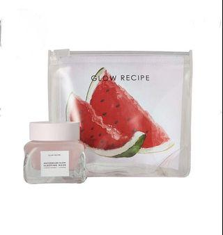 🌼SALE🌼Glow Recipe Watermelon Glow Sleeping Mask