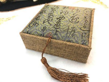 🚚 中國風手鐲盒