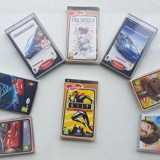 8 PSP games