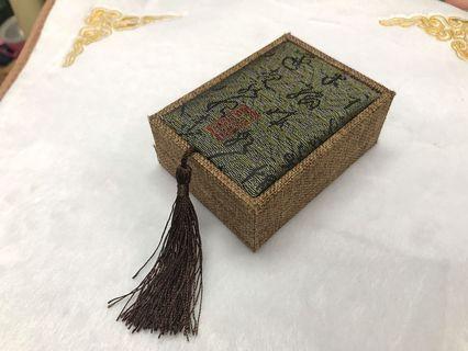 🚚 中國風墜飾盒