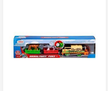 Fischer Price Thomas and Friends - Animal Party Percy