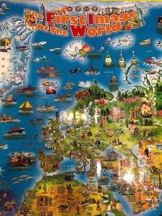 🌏世界地圖