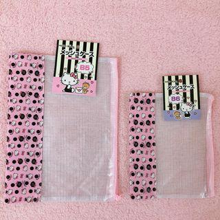 Hello Kitty Mesh Pouch