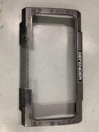 Used LandRover Defender front grills