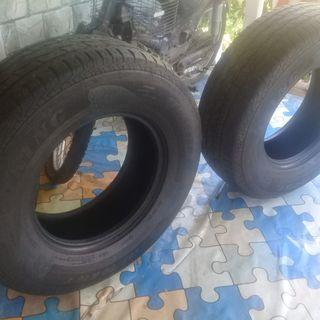 Secondhand Tyre 4×4