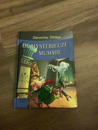 🚚 FRENCH BOOK - Geronimo Stilton