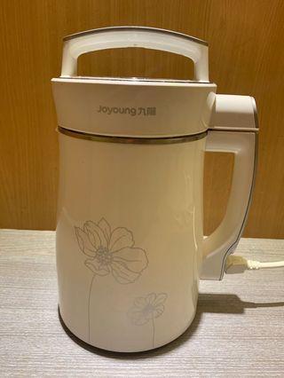 九陽豆漿機 九陽豆漿機DJ13M-C08花朵系列 豆漿機 果汁機 全自動豆漿機 五穀豆漿機