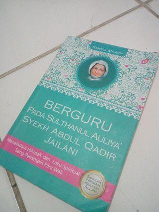 #BAPAU Buku Syeh Abdul Qodir Al Jailani