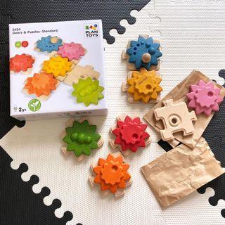 🚚 Plantoys Gears & puzzles 5634