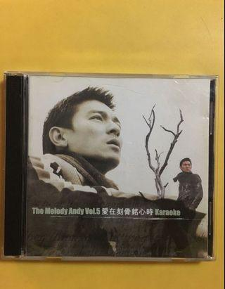 Andy Lau Vcd