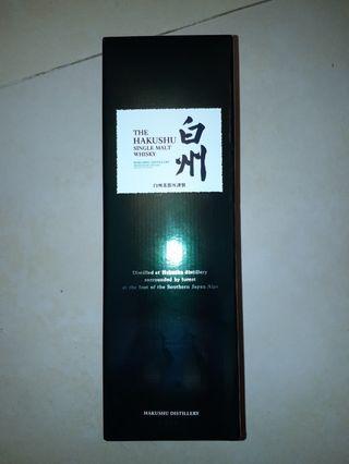 日本威士忌白州NAS