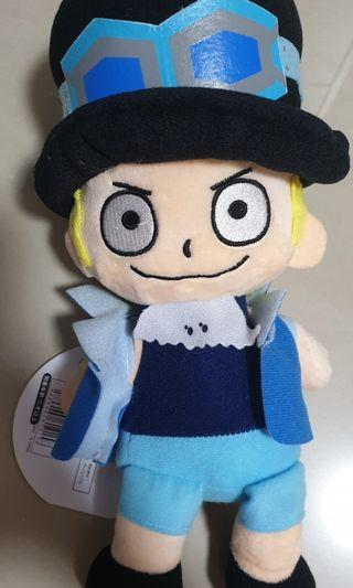 One Piece Sabo plush unofficial