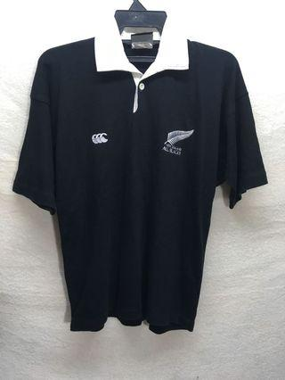 Canterbury Of New Zealand Rugby Polo Shirt