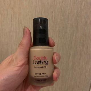 Etude House Double Lasting Foundation SAND