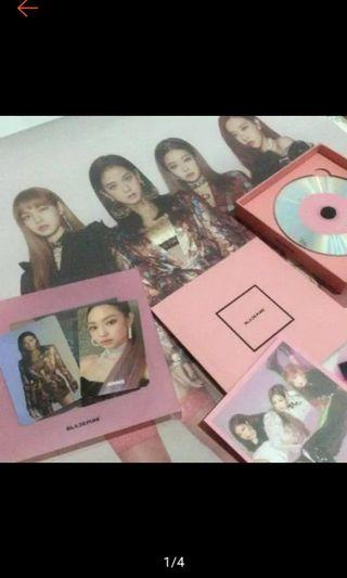 BLACKPINK ALBUM FULLSET