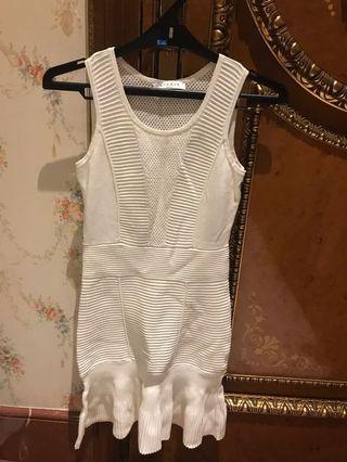 Authentic Sandro Midi Dress