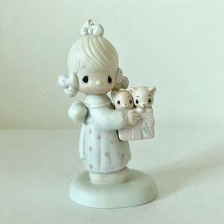 Precious Moments Figurines • To Thee With Love