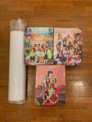 Twice Fancy Unsealed Album