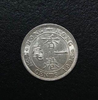 香港一毫 1903年 $200
