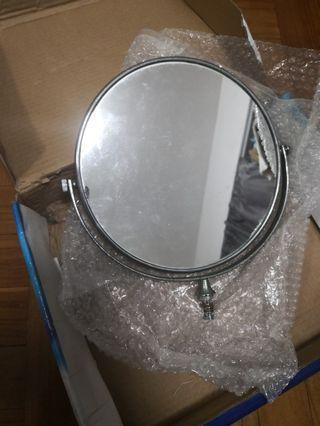 浴室 雙面放大鏡 任何購物即送