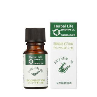 日本香薰品牌 生活の木 Lemongrass(West India type) 檸檬香茅 香薰精油(西印度品種)10ml