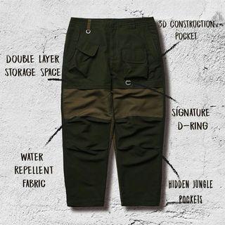 【1號】Goopi GOOPiMADE® EX-T.4L Military Pants