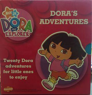 Dora's Adventures - Boxed set of 20 books